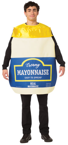 Mayonnaise Costume