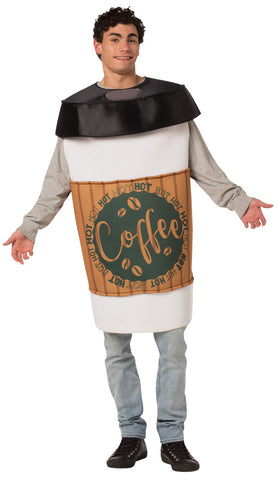 Coffee 2 GO Costume
