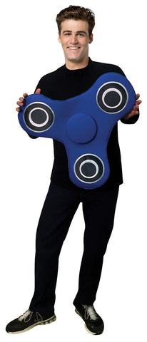 Spinner Blue Costume
