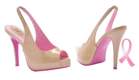 Women's Mary Ellen Cancer Awareness Pump
