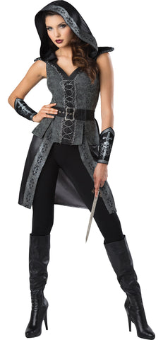 Women's Dark Woods Huntress Costume