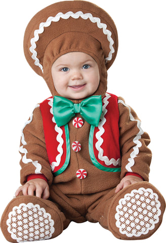 Sweet Gingerbaby Costume