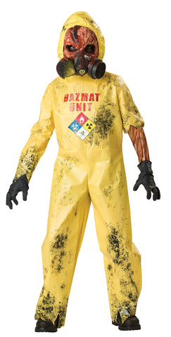 Boy's Hazmat Hazard Costume