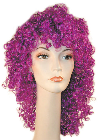 Disco Clown Wig