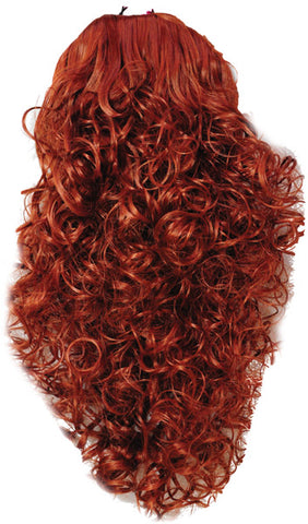 Curly Fall Wig