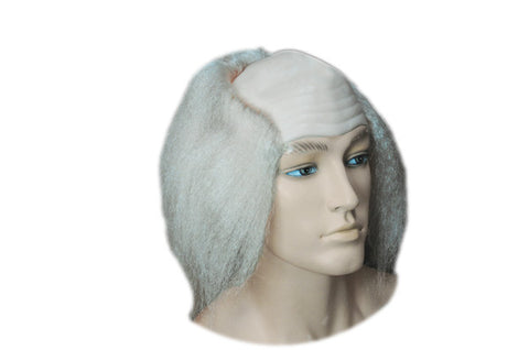 Bargain Bald Tramp Riff Wig