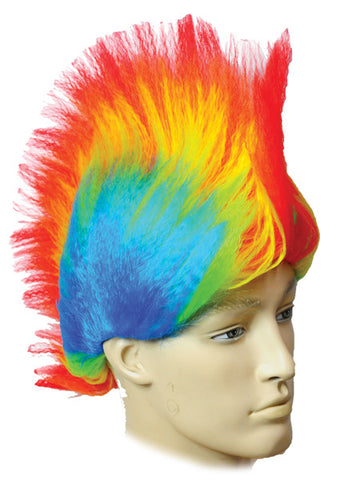 Awesome Rainbow Wig