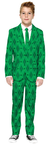Boy's St. Patrick's Day Suit