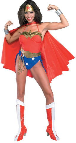Women's Classic Wonder Woman Costume