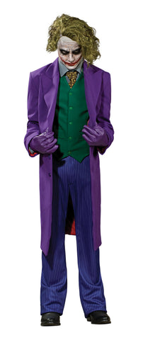 Men's Grand Heritage Joker Costume - Dark Knight Trilogy