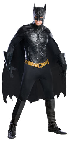 Men's Grand Heritage Batman Costume - Dark Knight Trilogy