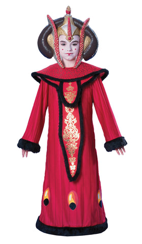 Girl's Deluxe Queen Amidala Costume - Star Wars Classic