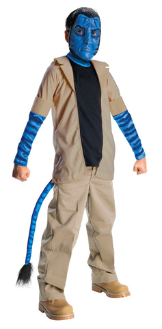 Boy's Jake Sulley Costume - Avatar
