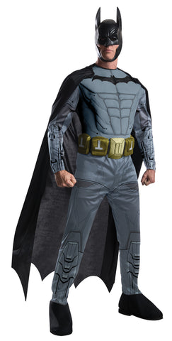 Men's Batman Muscle Costume - Arkham City