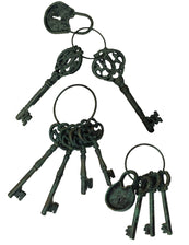 lock-keys-cast-iron