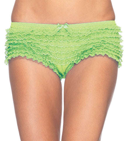 Briefs Lace Ruffle