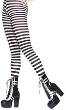 plus-size-nylon-striped-tights