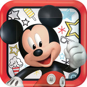 9-disney-mickey-square-plates-pack-of-8