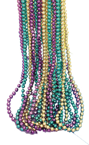 "33"" Beads 6mm - Pack of 144"