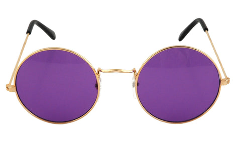 Purple Rock Glasses