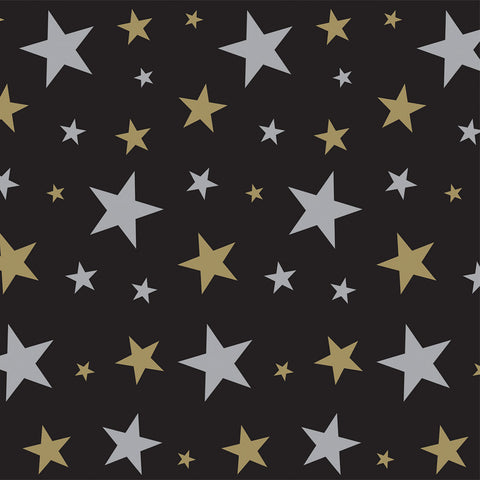 Star Backdrop 4' X 30'