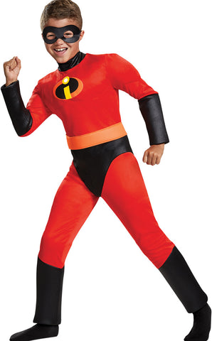 Boy's Dash Classic Muscle Costume - The Incredibles 2