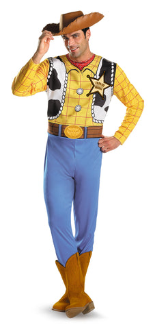 Men's Woody Classic Costume - Toy Story