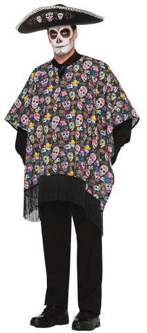 Women's Day of the Dead Serape