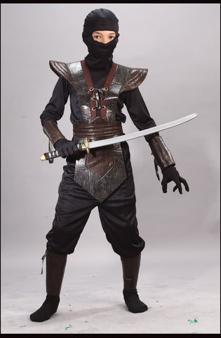 Ninja Fighter Leather-Look