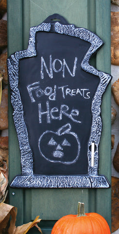 "22"" Tombstone Chalk Board"