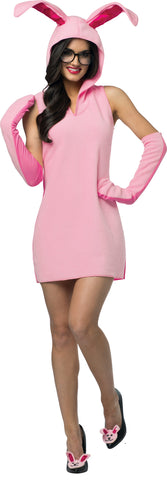 Women's A Christmas Story Bunny Dress