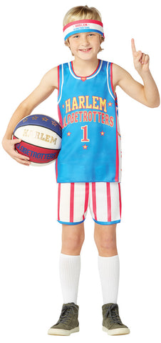 Harlem Globetrotters Uniform