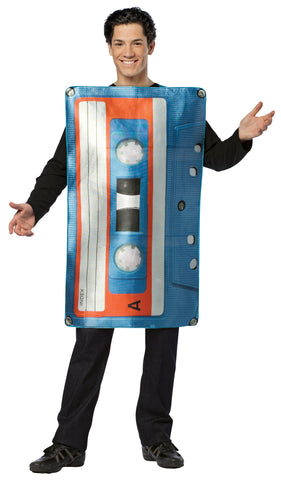 Get Real Cassette Tape Costume