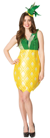 Women's Pineapple Dress