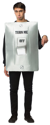 Turn Me On Lightswitch Costume
