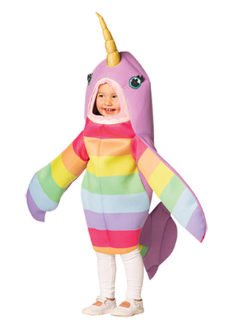 Magical Narwhal Child Costume