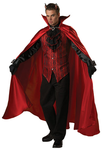 Men's Handsome Devil Costume