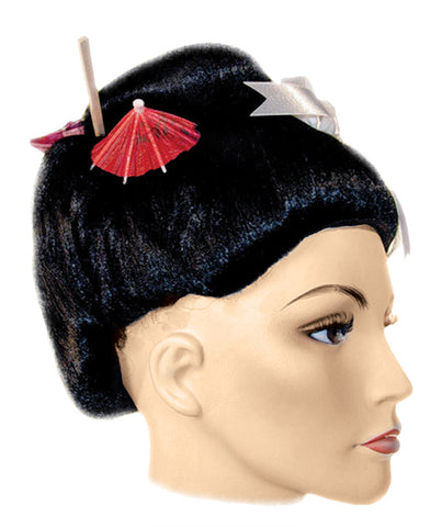 Bargain Fancy Geisha Wig