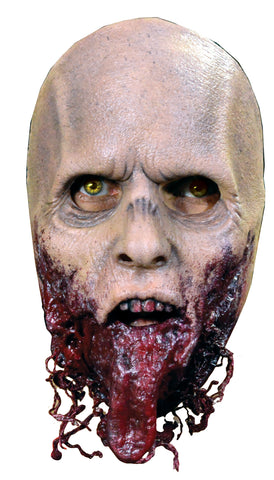 Jawless Walker Face Mask - The Walking Dead