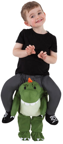 T-Rex Toddler Piggyback Costume