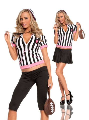 Women's Sideline Sweetheart Costume