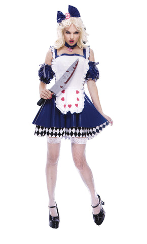 Women's Alice Wicked Costume