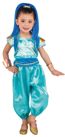 Girl's Shimmer Shine Costume