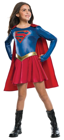 Girl's Supergirl Costume - Supergirl TV Show