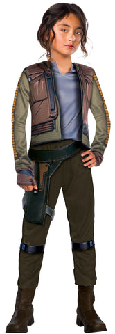 Girl's Deluxe Jyn Erso Costume - Star Wars: Rogue One