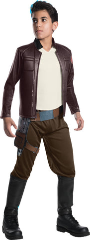 Boy's Deluxe Poe Dameron Costume - Star Wars VIII