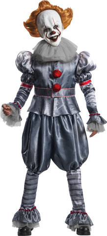 Men's Pennywise Grand Heritage Costume - IT Movie