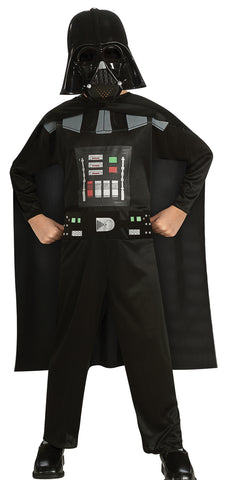 Boy's Darth Vader Costume - Star Wars Classic
