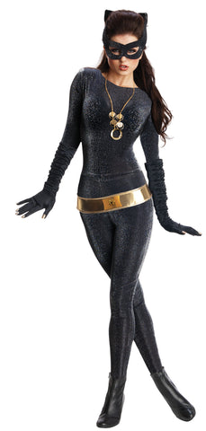 Women's Grand Heritage Catwoman Costume - Batman TV Show 1966