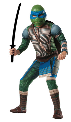 Boy's Leonardo Costume - Ninja Turtles